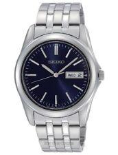 Seiko Quarz - (Batterie) Armbanduhren aus Edelstahl für Herren