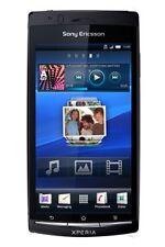 Téléphones mobiles bleus Android Sony