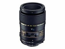 Tamron Fixed/Prime SLR Camera Lenses for Nikon