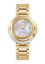Quarz - (solarbetriebene) Armbanduhren mit Uhrengehäuse Größe 32-35,5mm