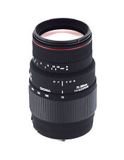Sigma Auto Focus SLR 70-300mm Camera Lenses