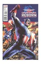 Captain America Marvel No Collectible Graphic Novels & TPBs