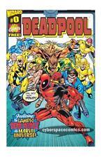 Deadpool Marvel Modern Age Comics (1992-Now)