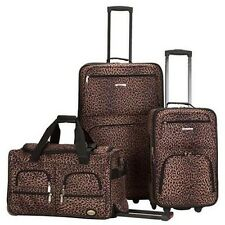 Rockland Polyester Travel Luggage