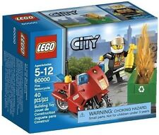 5-7 Years Box Red LEGO Complete Sets & Packs