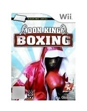 Boxing Nintendo Wii PAL Video Games