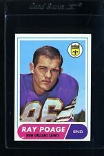 Topps Original Vintage (Pre-1970) Football Trading Cards Set