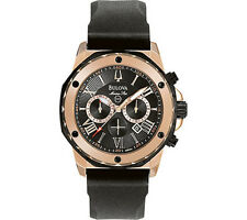Edelstahl Bulova Armbanduhren für Herren