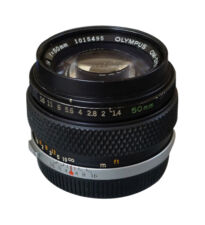 Fixed/Prime Manual Focus Standard Camera Lenses for Olympus