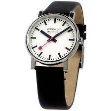 Faux Leather Band Men's Adult Casual Wristwatches