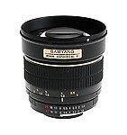 Samyang Telephoto Camera Lenses for Pentax