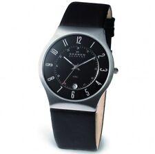 Skagen Quarz-Armbanduhren (Batterie) mit Silber