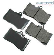 Akebono ACT1118 Front Ceramic Brake Pads