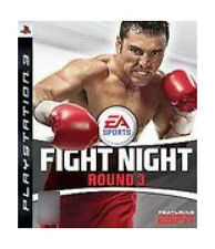 Boxing Sony PlayStation 3 PAL Video Games
