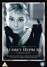 Romance DVDs Audrey Hepburn DVDs and Blu-rays