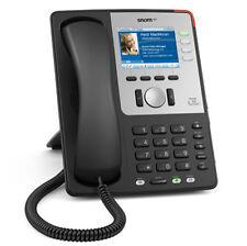 Téléphones professionnels VoIP et IPBX Snom