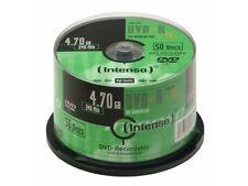 Intenso CD-, DVD- & Blu-ray mit 4,7 GB-Rohlinge