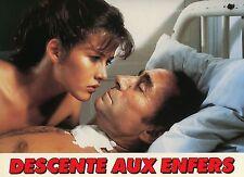 SOPHIE MARCEAU DESCENTE AUX ENFERS 1986 PHOTO ANCIENNE VINTAGE LOBBY CARD N°3