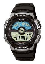 Digitale runde Armbanduhren mit 24-Stunden-Zifferblatt für Erwachsene