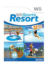 Sports Nintendo Wii Video Games with Manual