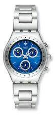 Swatch Armbanduhren mit Uhrengehäuse Größe 32-35,5mm in Silber