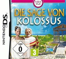 Action/Abenteuer Videospiele für den Nintendo DS mit USK ab 0-Thema