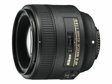 SLR Telephoto Camera Lenses for Nikon 85mm Focal
