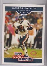 Topps Chicago Bears Modern (1970-Now) Football Trading Cards