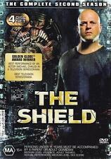 The Shield Deleted Scenes MA Rated DVDs & Blu-ray Discs