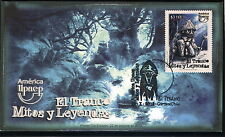 Chile 2012  FDC El Trauco - Myths and Legends of Chile