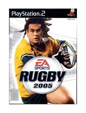 Sony PlayStation 2 Rugby Video Games with Manual