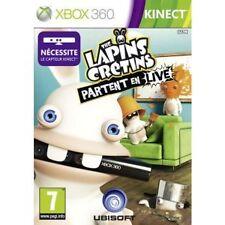 Jeux vidéo pour Kinect ubisoft