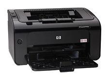 HP Black White USB 2.0 Workgroup Computer Printers