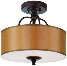 traditional - Semi Flush Mount Lighting