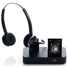 Geschlossene/Ohrumschließende Computer-Headsets mit DECT kabellose