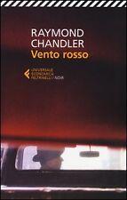Letteratura e narrativa gialla e thriller rosso