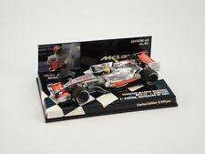 Véhicules miniatures MINICHAMPS de McLaren, 1:43