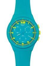30 m (3 ATM) wasserbeständige sportliche Armbanduhren mit Datumsanzeige