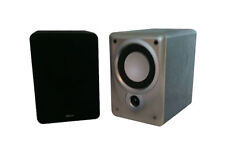 Denon Black Home Speakers and Subwoofers