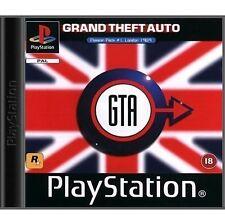 Rockstar Games Sony PlayStation 1 Video Games