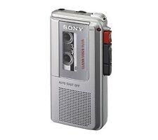 Sony analoge Diktiergeräte