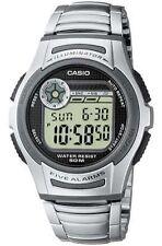 Digitale Armbanduhren aus Edelstahl mit Chronograph für Erwachsene