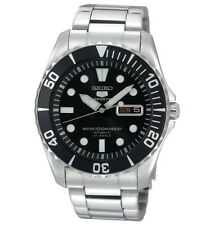 Seiko Stainless Steel Analogue Sport Wristwatches