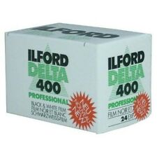 Delta ILFORD 400 ISO Camera Films