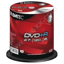 CD-, DVD-R-Rohlinge Emtec