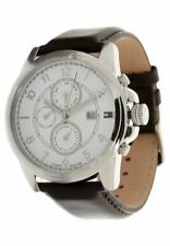 Men's Stainless Steel Case Casual Watches with Chronograph
