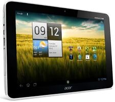 Tablette blanche Acer