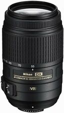 Nikon NIKKOR 300mm Focal Camera Lenses