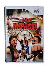 Nintendo Wii Wrestling Video Games