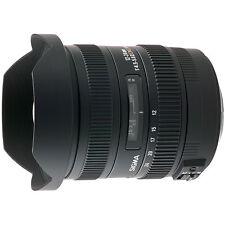 Sigma Wide Angle Camera Lens